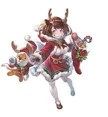 クリスマスヤイアの画像